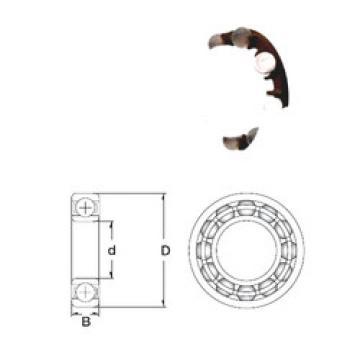roulements P6204-GB ZEN